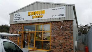 Ermin Plant Stroud Depot