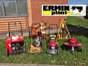 Garden Machinery & Rotavator Hire Gloucestershire