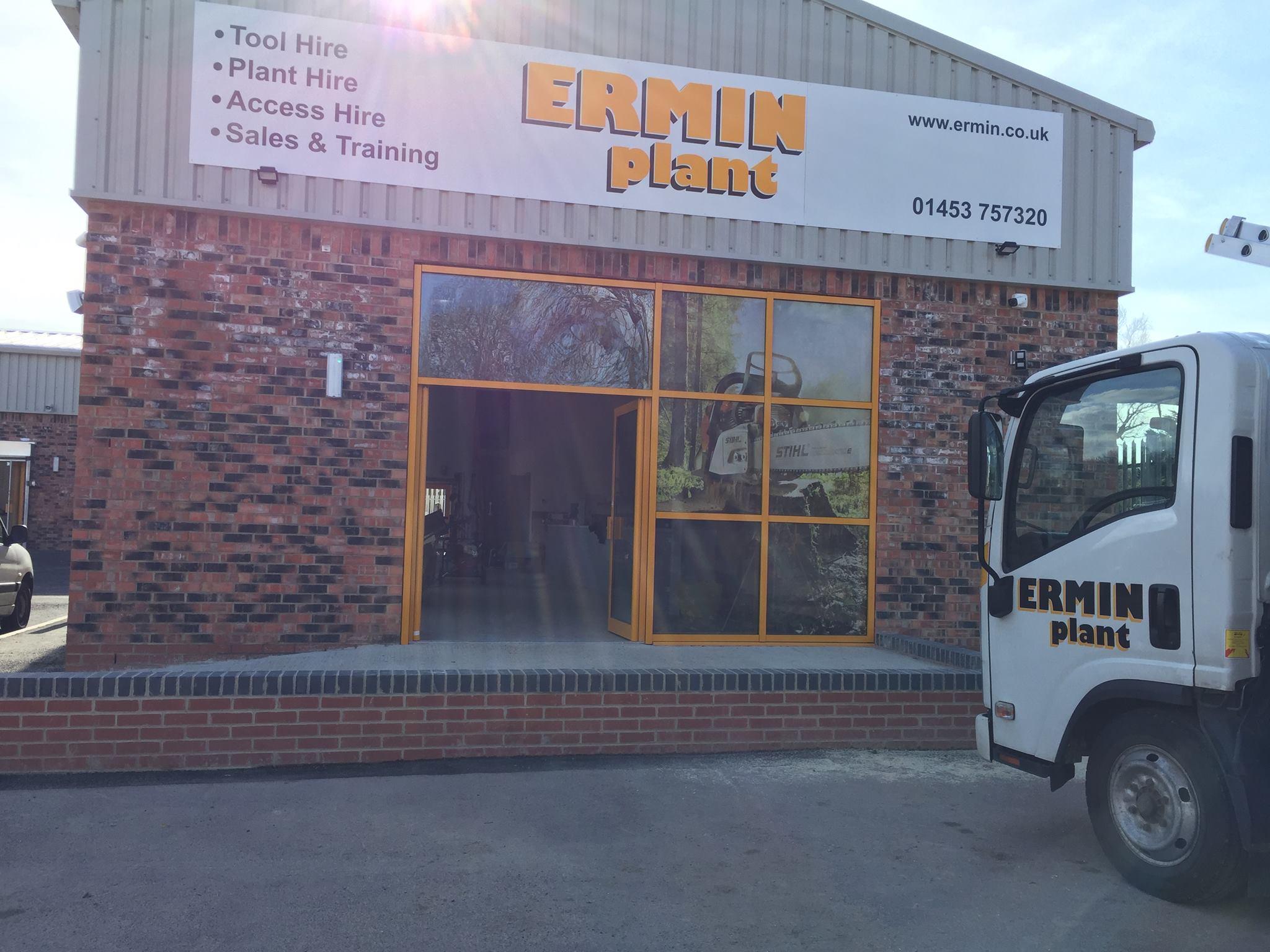 Ermin Plant Stroud exterior